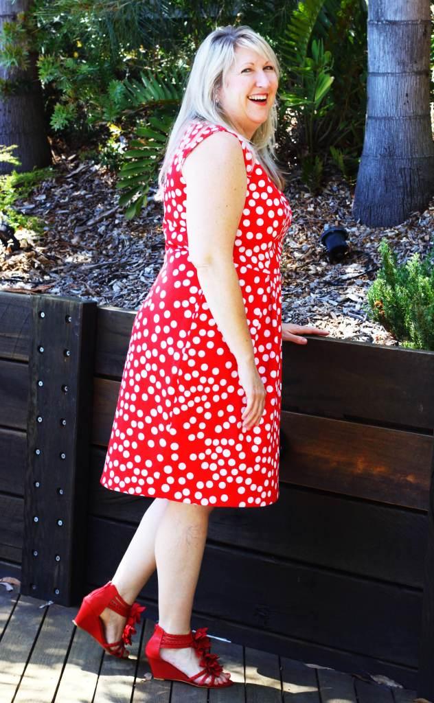 Debbie's Marbella Dress