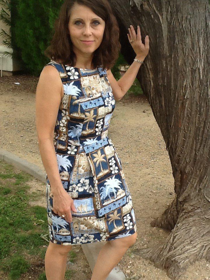 Diane's Marbella Dress