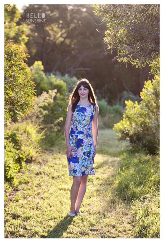 Hannah's Marbella Dress