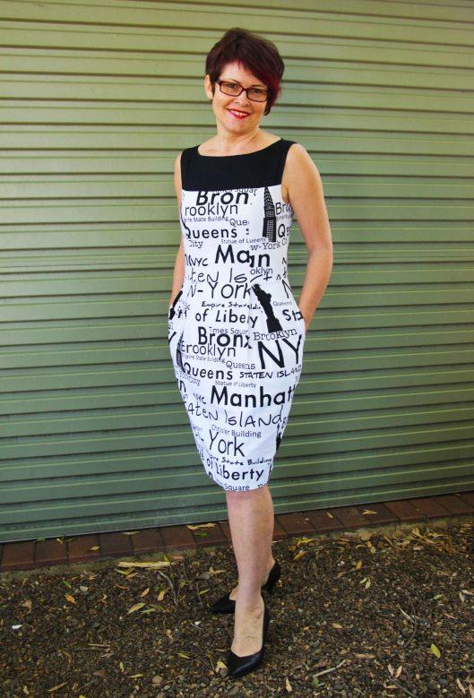 Ann's Marbella Dress - PDF Sewing Pattern