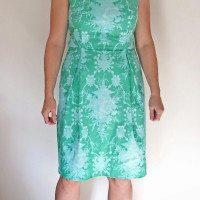 Marbella Dress PDF Sewing Pattern Blog Tour & Giveaway