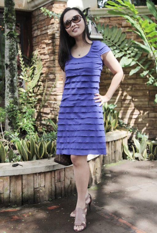 Idyllwild Top & Dress Cap Sleeve Dress