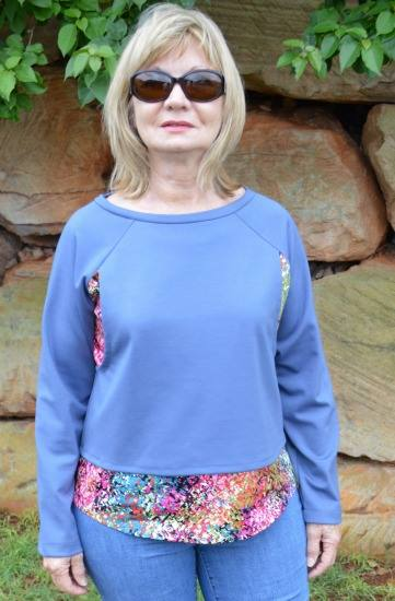 Sue's Paulina Top
