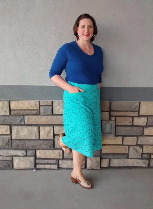 Jordan's Emily Culottes - PDF Sewing Pattern
