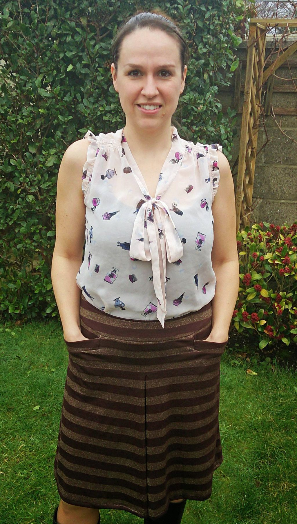 Stacey's Emily Culottes