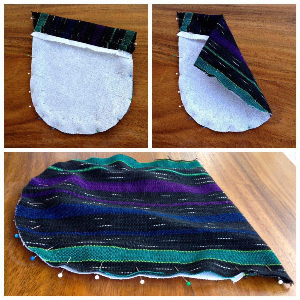 Step 4 Patch Pockets