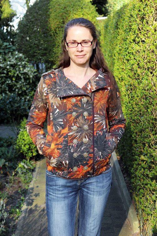 Angela's Jacqueline Hoodie