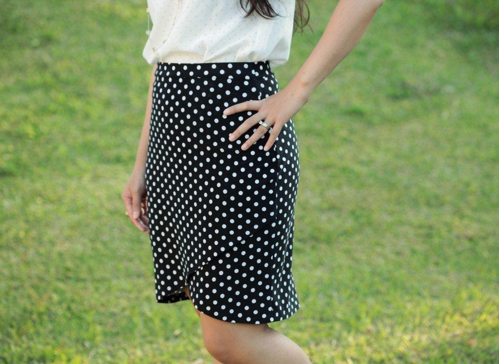 Itch To Stitch Lindy Petal Skirt PDF Pattern