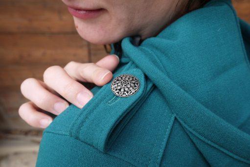 Coralie's Jacqueline Hoodie Details