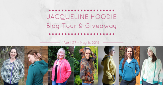 Jacqueline Hoodie Blog Tour & Giveaway