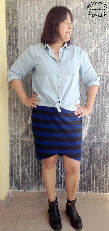 Diana's Lindy Petal Skirt
