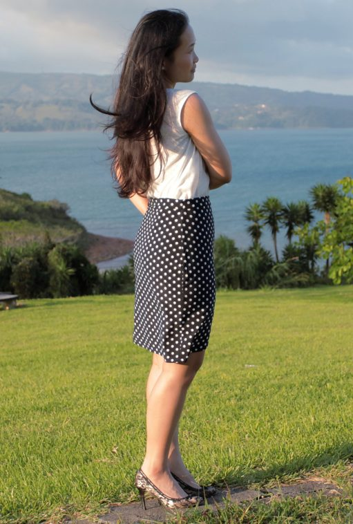 Itch To Stitch Lindy Petal Skirt PDF Sewing Pattern