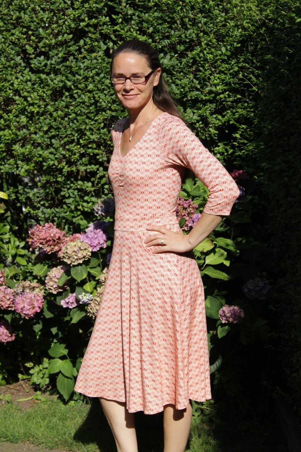 Itch to Stitch Davina Dress PDF Sewing Pattern