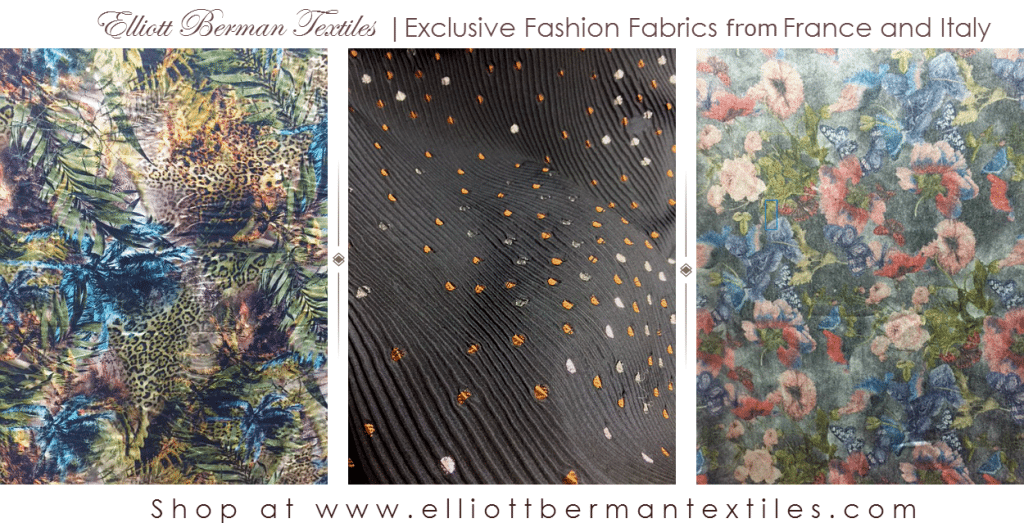 Elliott Berman Textiles - Itch to Stitch Giveaway