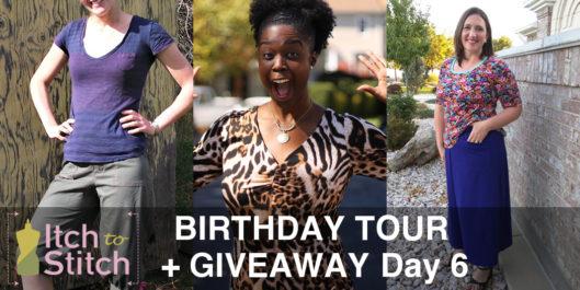 Itch to Stitch Birthday Tour Day 6