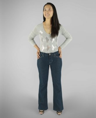 Itch to Stitch Liana Stretch Jeans PDF Sewing Pattern