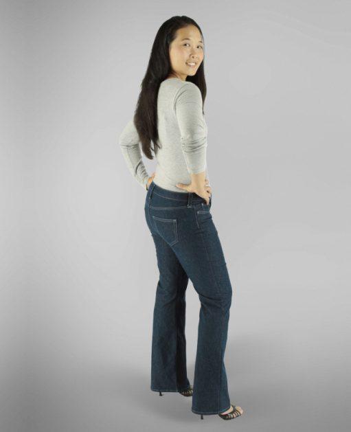 Itch to Stitch Liana Stretch Jeans PDF Sewing Pattern