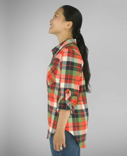 Itch to Stitch Mila Shirt PDF Sewing Pattern