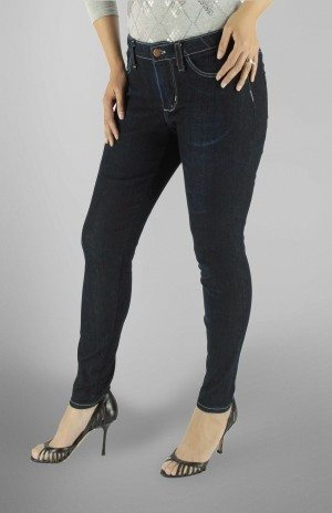 Liana Stretch Jeans PDF Sewing Pattern Skinny Leg Option