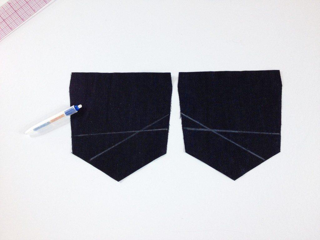 Liana Stretch Jeans Sewalong Day 6 Back Pocket Design