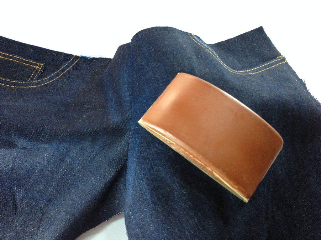 Liana Stretch Jeans Sewalong Day 8 Distress