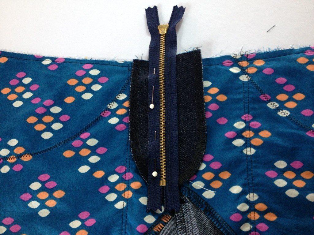 Liana Stretch Jeans Sewalong Day 8 Pin