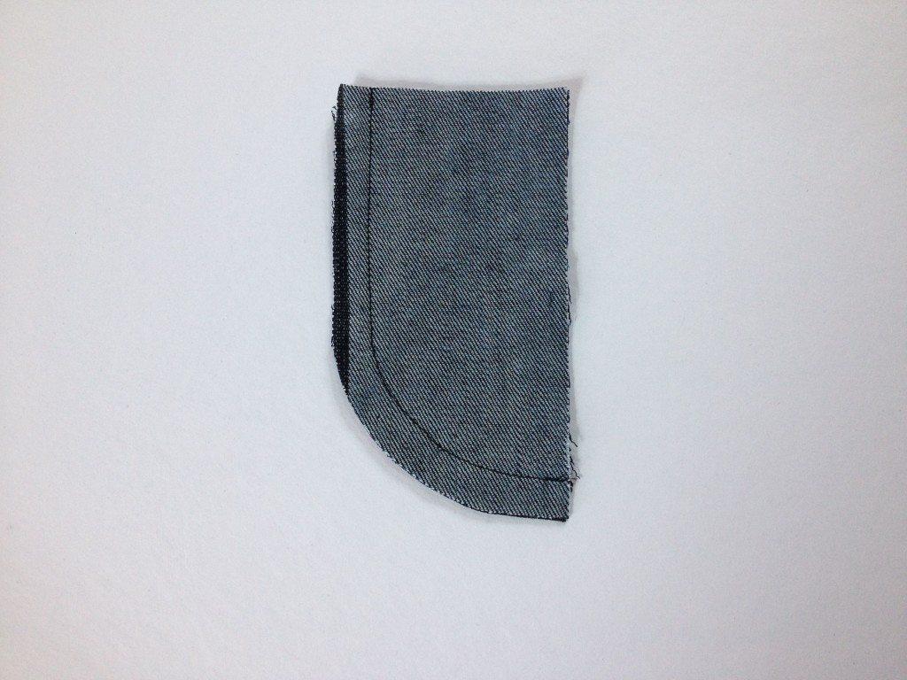 Liana Stretch Jeans Sewalong Day 8 Fly shield