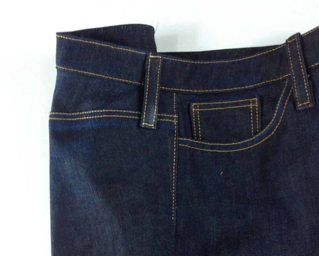 Liana Stretch Jeans Sewalong Day 10