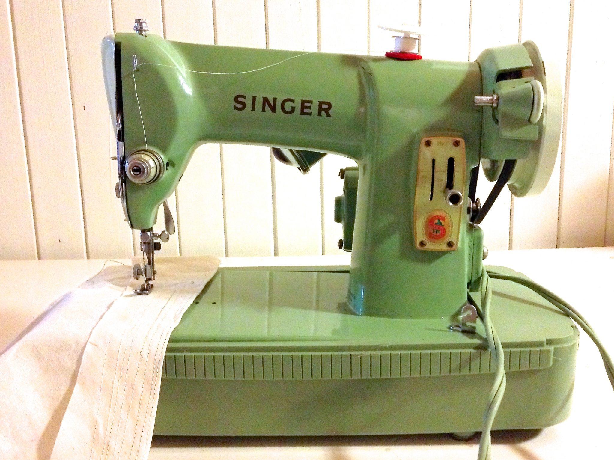 singer hd sewing machine