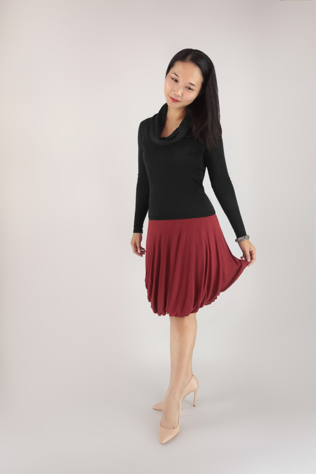 Bella Sunshine Designs' Kelly's Twirly Skirt