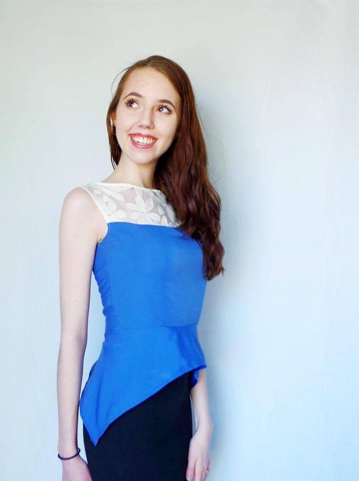 Marbella Hack: Adding a Square Skirt Peplum