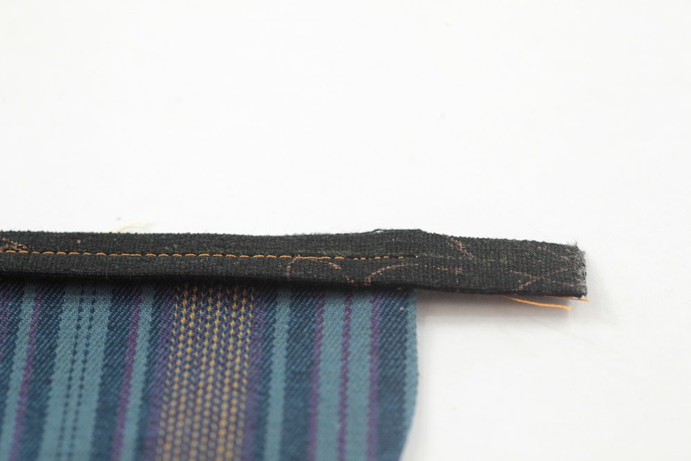 Double-welt Pocket with Flap Tutorial