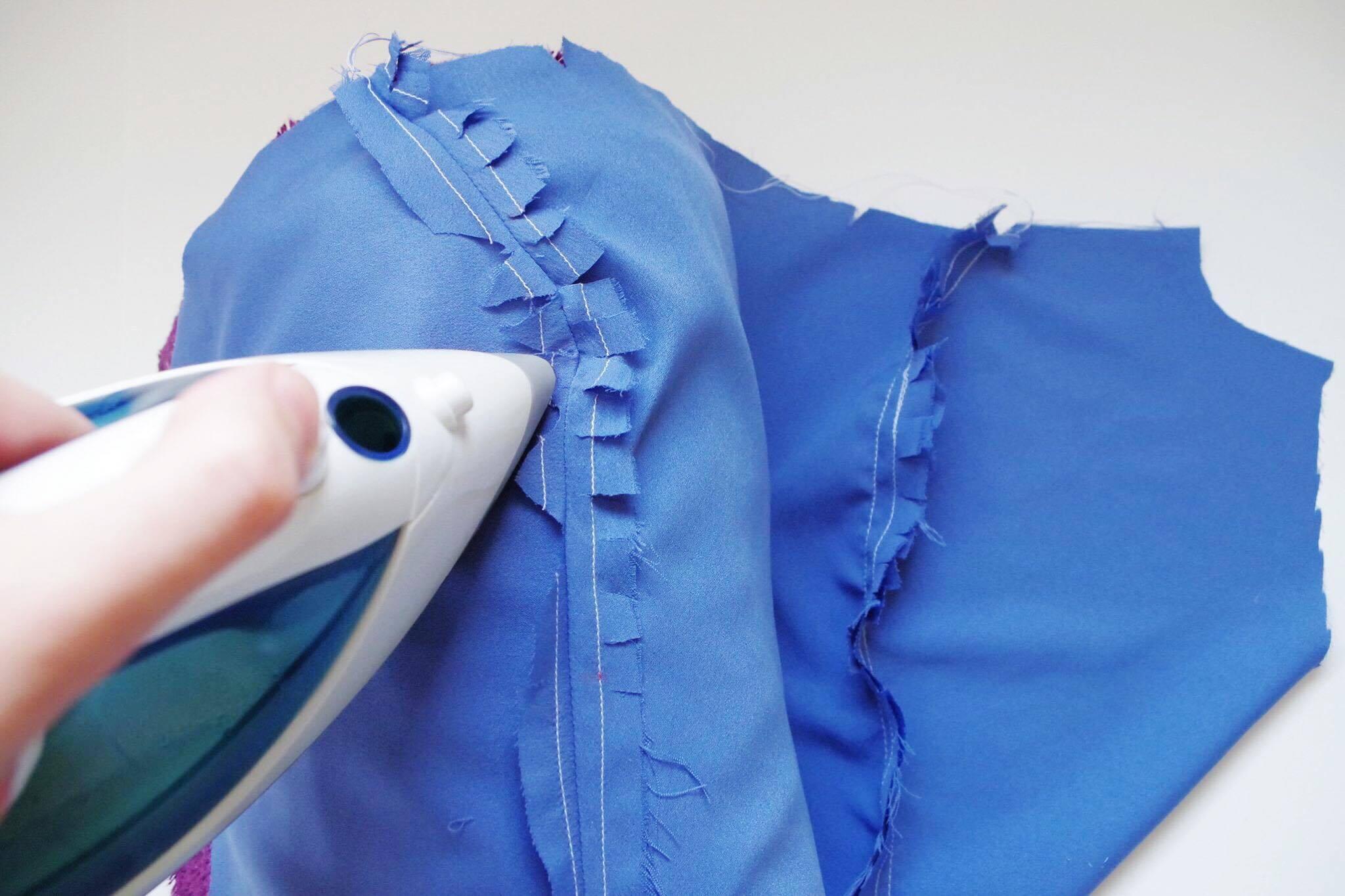 Seven Steps to Sewing Smooth Princess Seams