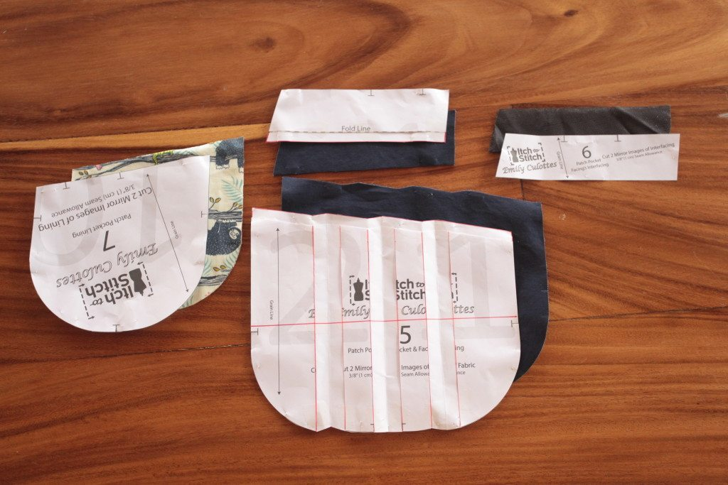 Pleated Patch Pocket Free Pattern and Tutorial