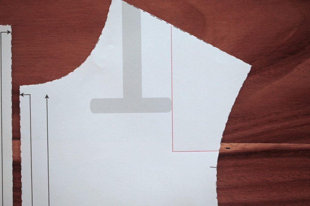 Wide/Narrow Shoulder Adjustment