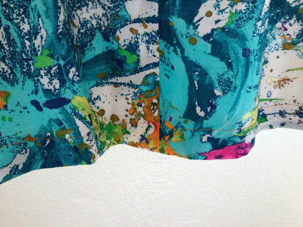 How to make your skirt drape beautifully