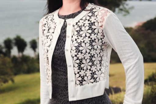 Itch to Stitch Lisbon Cardigan PDF Sewing Pattern Photo 4