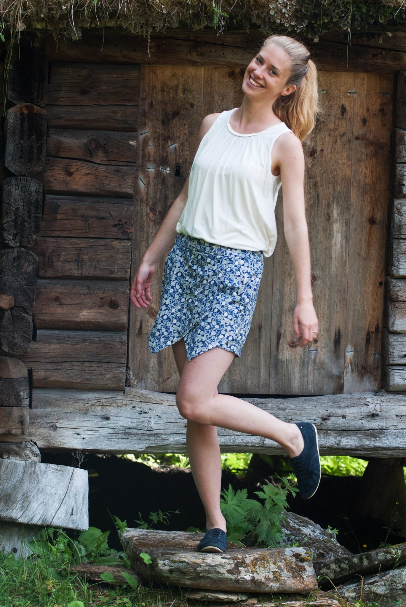 Itch to Stitch Belize Shorts & Skort PDF Sewing Pattern