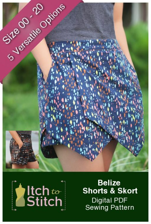 Belize Shorts and Skort Product Hero
