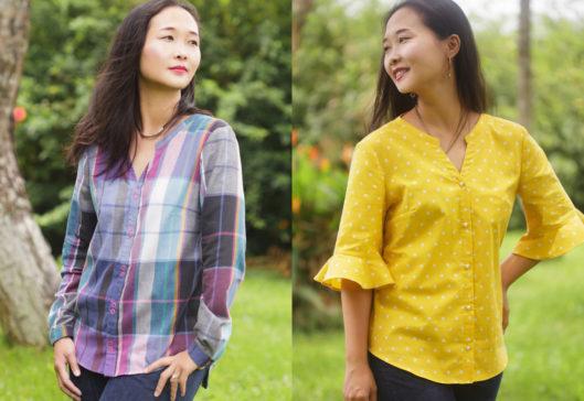 Bonn Shirt & Dress PDF Sewing Pattern Testing call