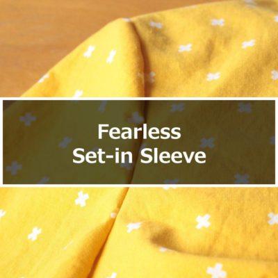 Fearless Set in Sleeve