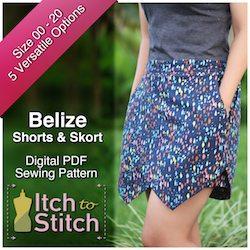 BelizeShorts&SkortPDFSewingPattern250x250