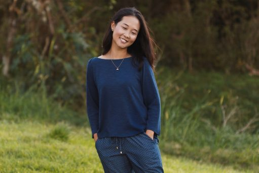 Itch to Stitch Newport Top Sewing Pattern