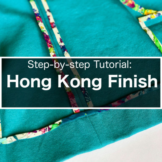 Hong Kong Seam Finish