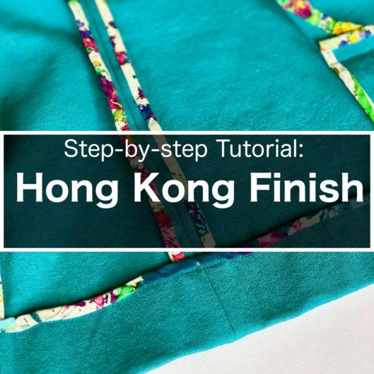 Hong Kong Seam Finish