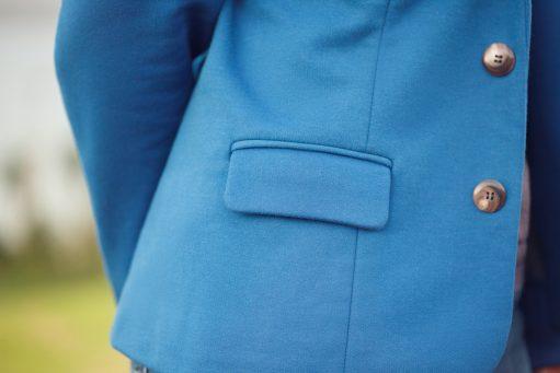 Itch to Stitch La Paz Jacket
