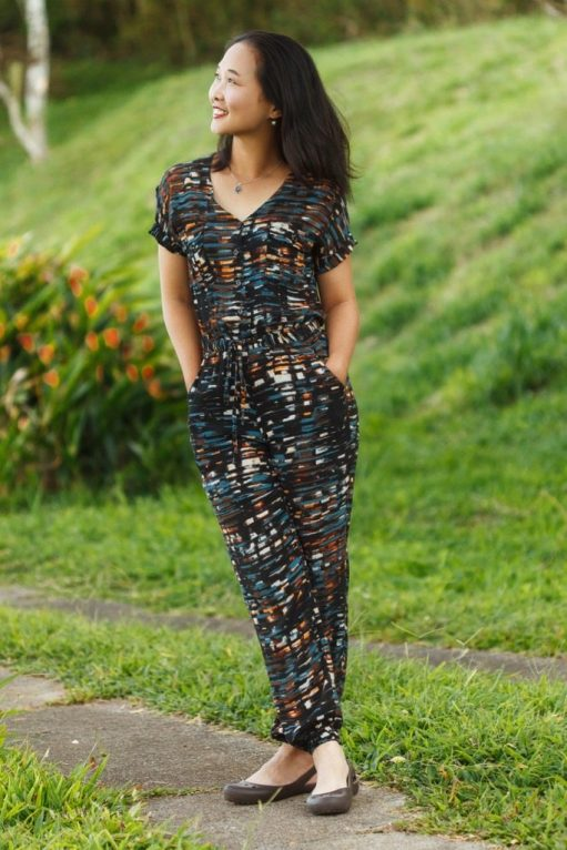 Itch to Stitch Anza Jumpsuit and Dress