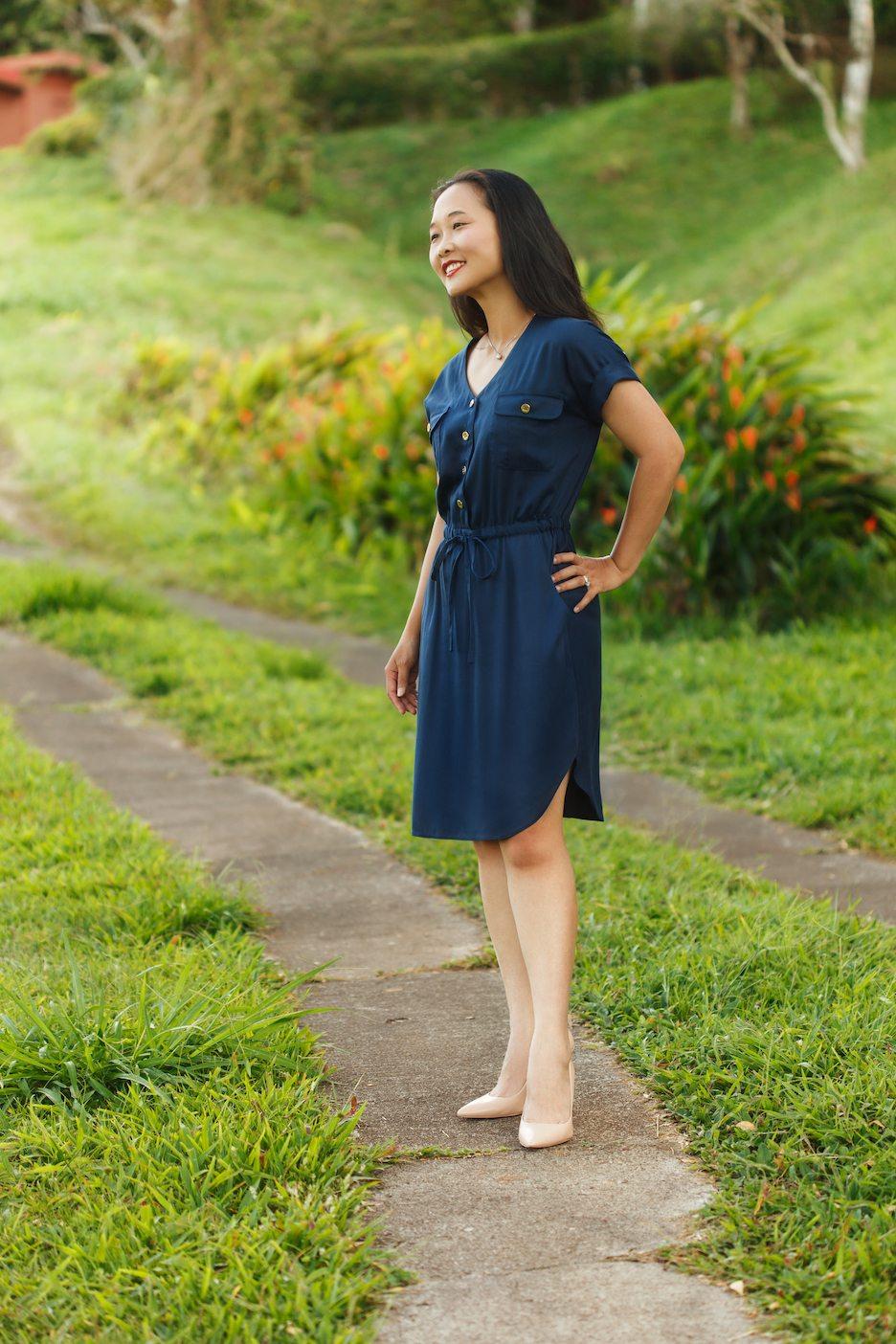 Itch to Stitch Anza Jumpsuit & Dress