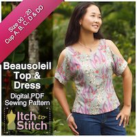 Itch to Stitch Beausoleil Ad 200 x 200
