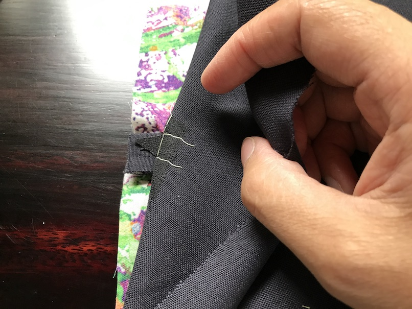 Strong & Beautiful Back Welt Pocket Tutorial